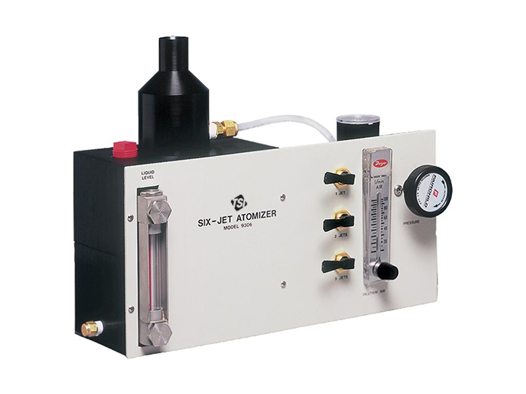 美国特赛-六喷嘴雾化器 9306