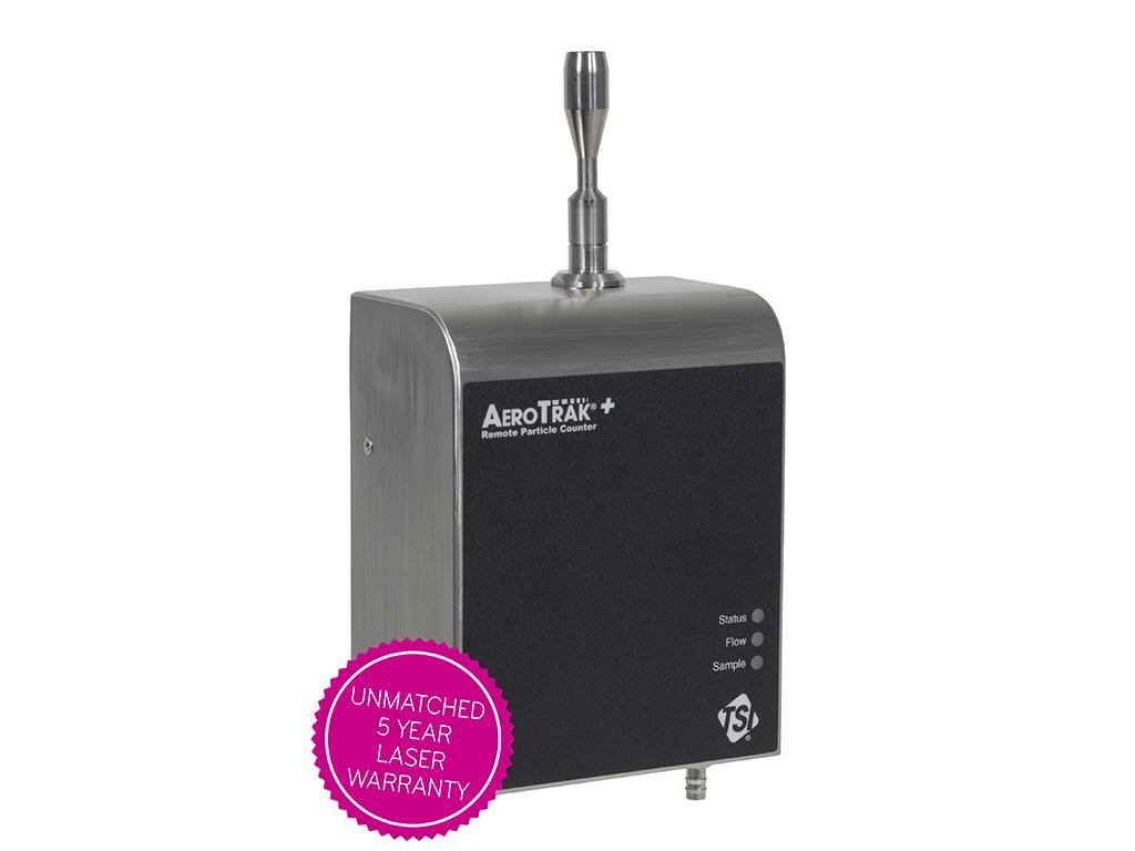 美国特赛-AeroTrak® Plus 6000系列集成泵远程粒子计数器