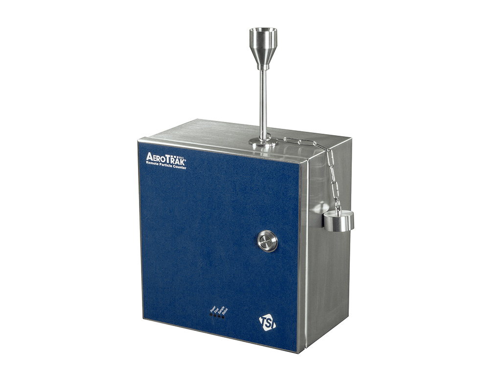 美国特赛-AeroTrak®内置泵远程粒子计数器6510