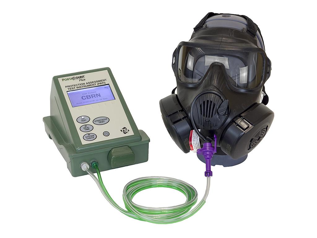 美国特赛-CBRN面罩防护评估测试系统8020M