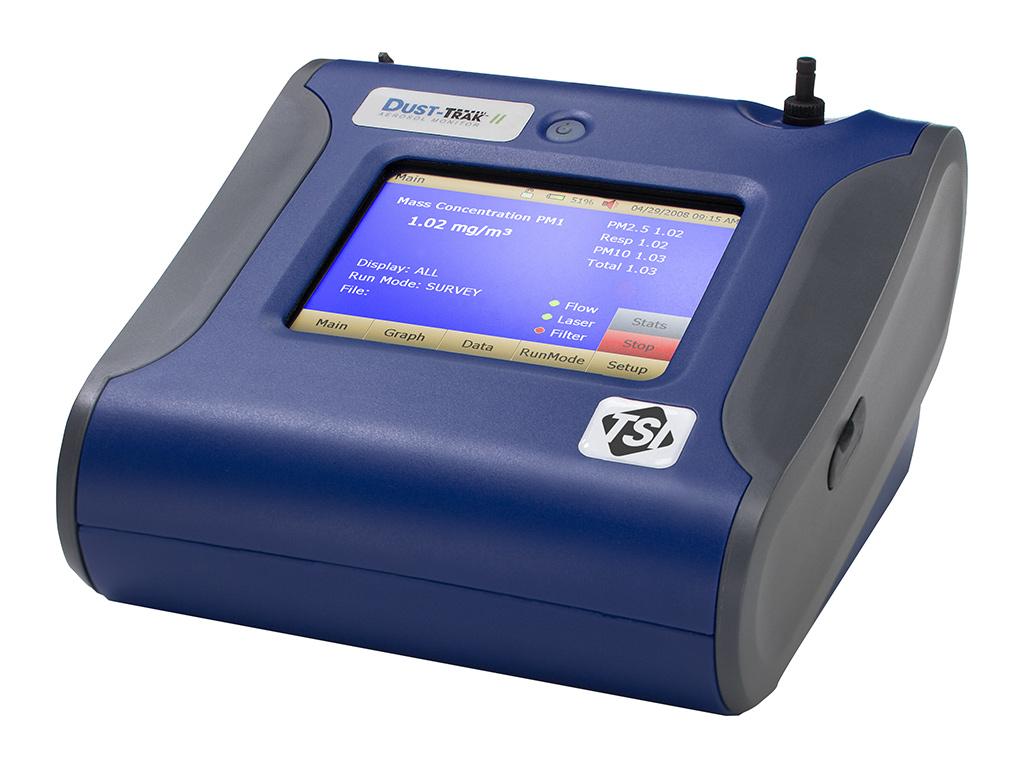 美国特赛-DUSTTRAK II 气溶胶监测仪 8530(手持式PM2.5检测仪)