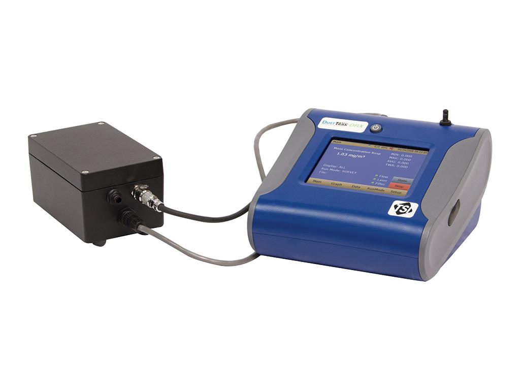 美国特赛-DustTrak™ DRX 气溶胶监测仪 8533EP